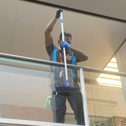 Glass & Window Cleaning | D&D Clean Solutions