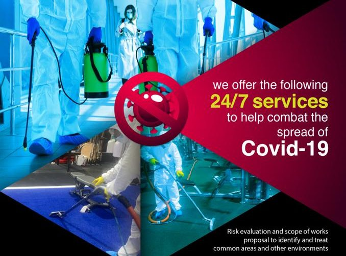 Covid19 | DnD Clean Solutions