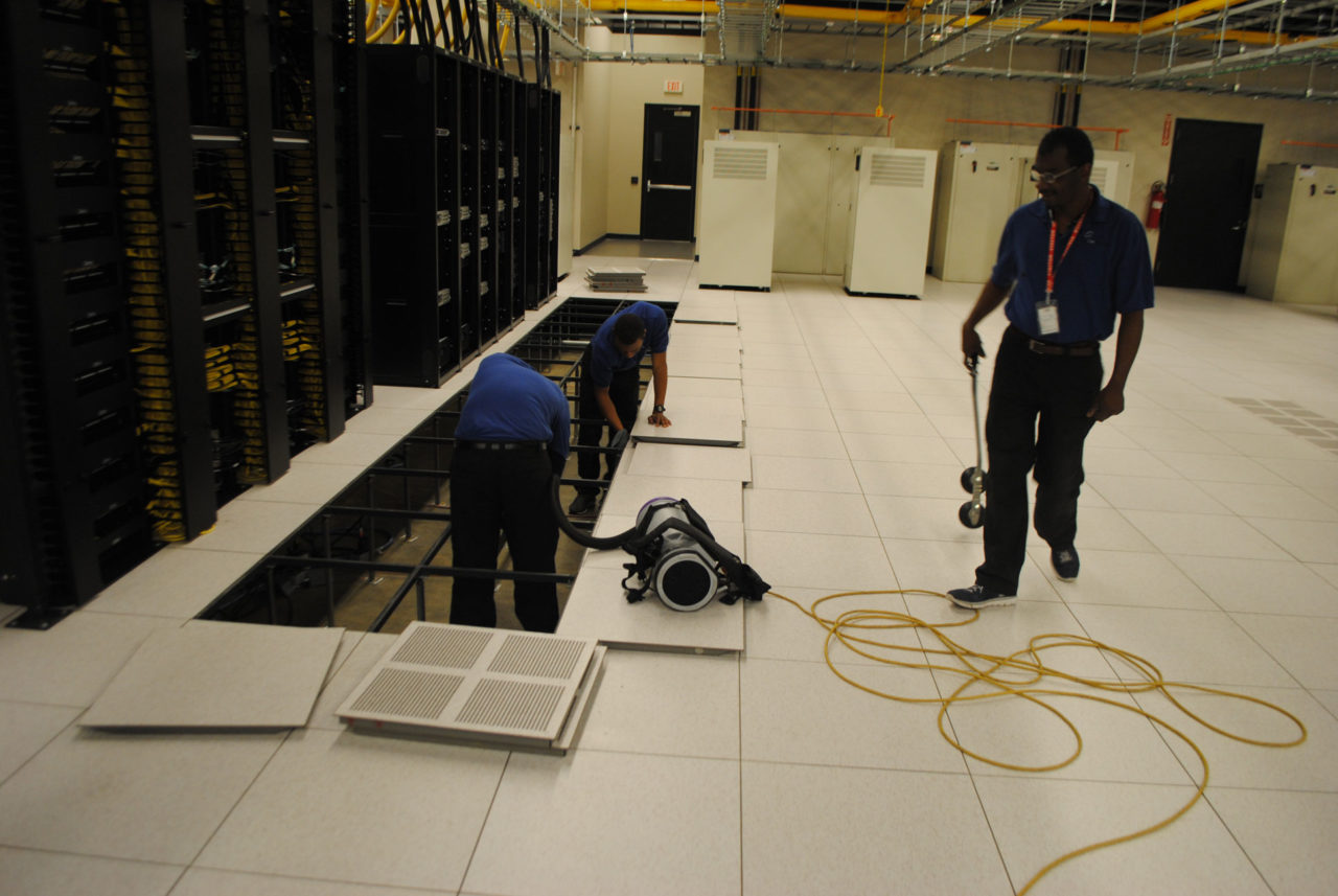 Data Centre Cleaning | D&D Clean Solutions