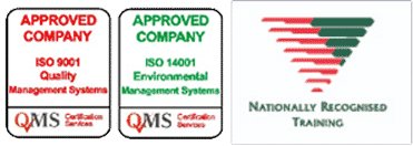 Certificates | DnD Clean Solutions