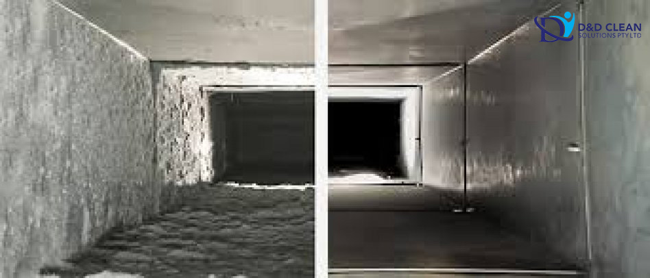 Air Duct Cleaning | D&D Clean Solutions